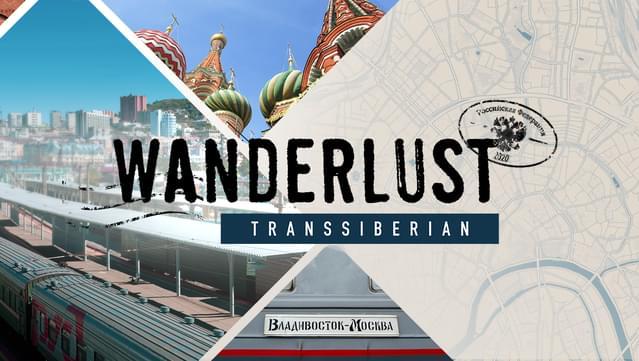 喜加一:Wanderlust: Transsiberian