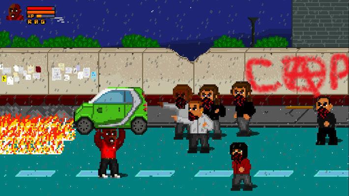 Fist Puncher screenshot 1