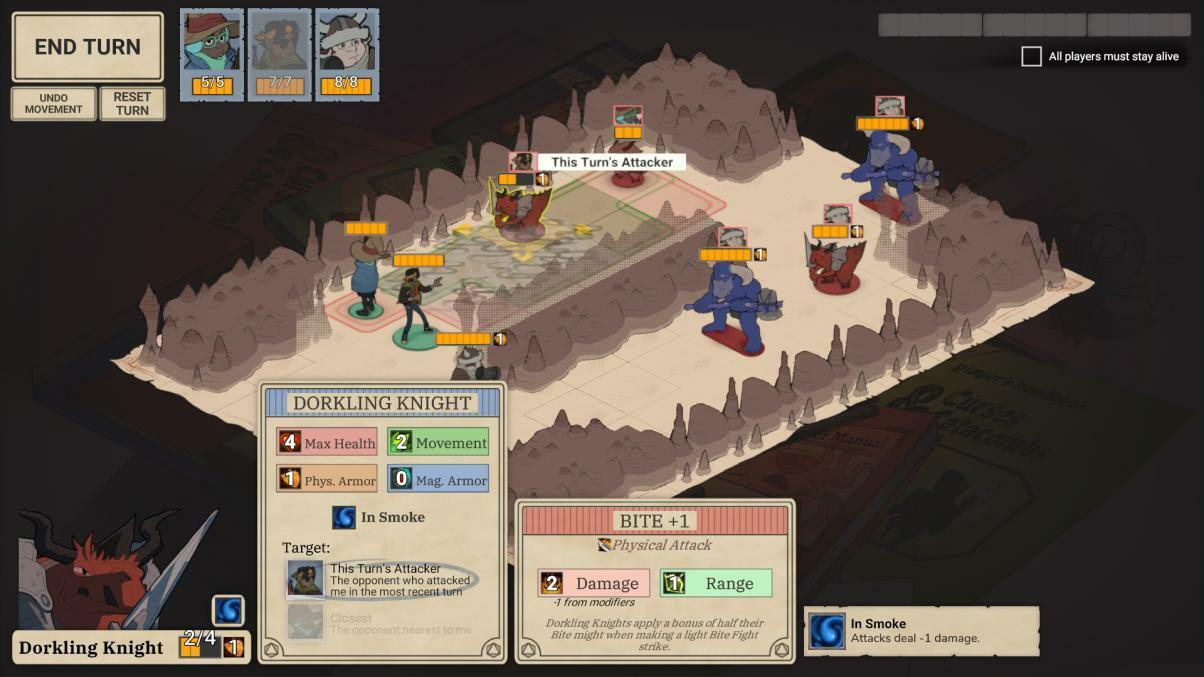 Wintermoor Tactics Club: Wintermost Edition screenshot 2