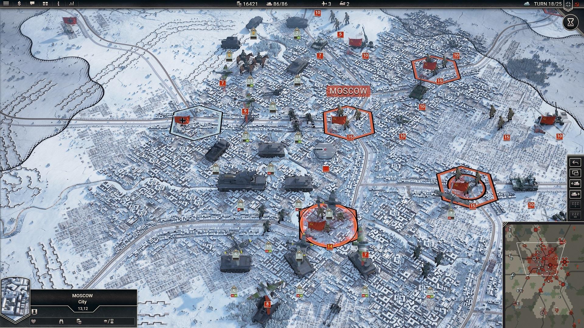 Panzer Corps 2 Field Marshal Edition screenshot 3