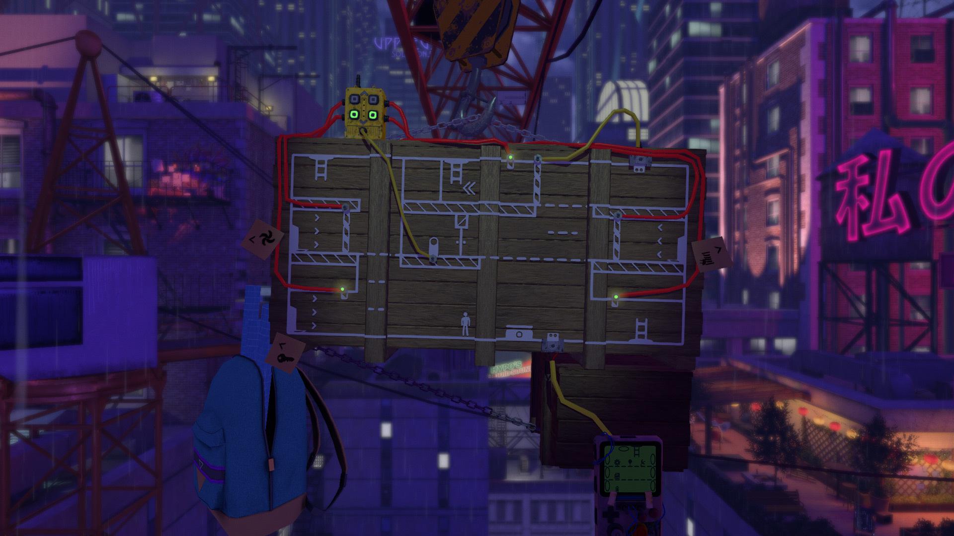 The Pedestrian screenshot 1
