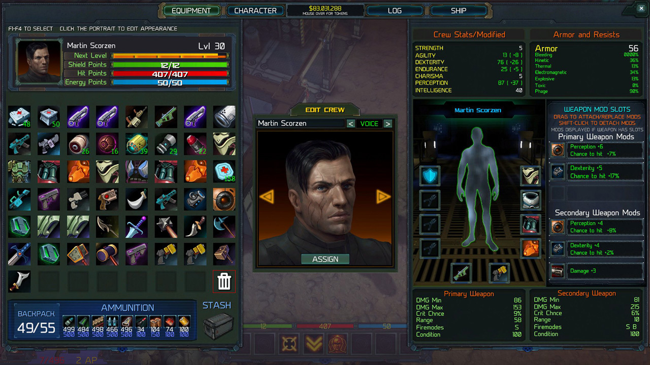 Stellar Tactics screenshot 2