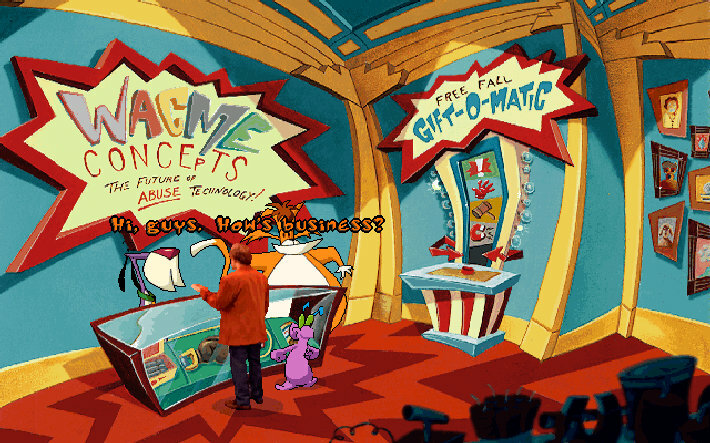Toonstruck screenshot 2