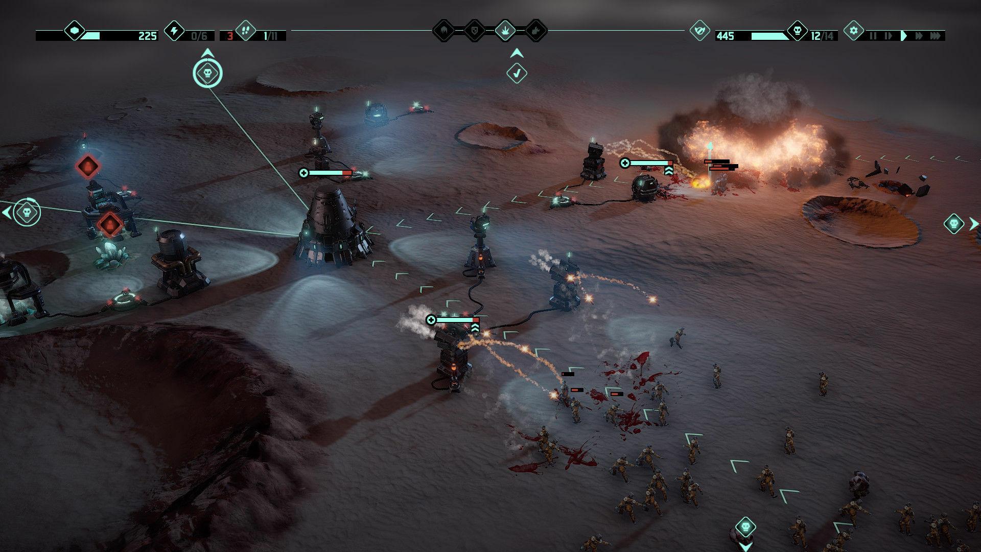 MarZ: Tactical Base Defense screenshot 2