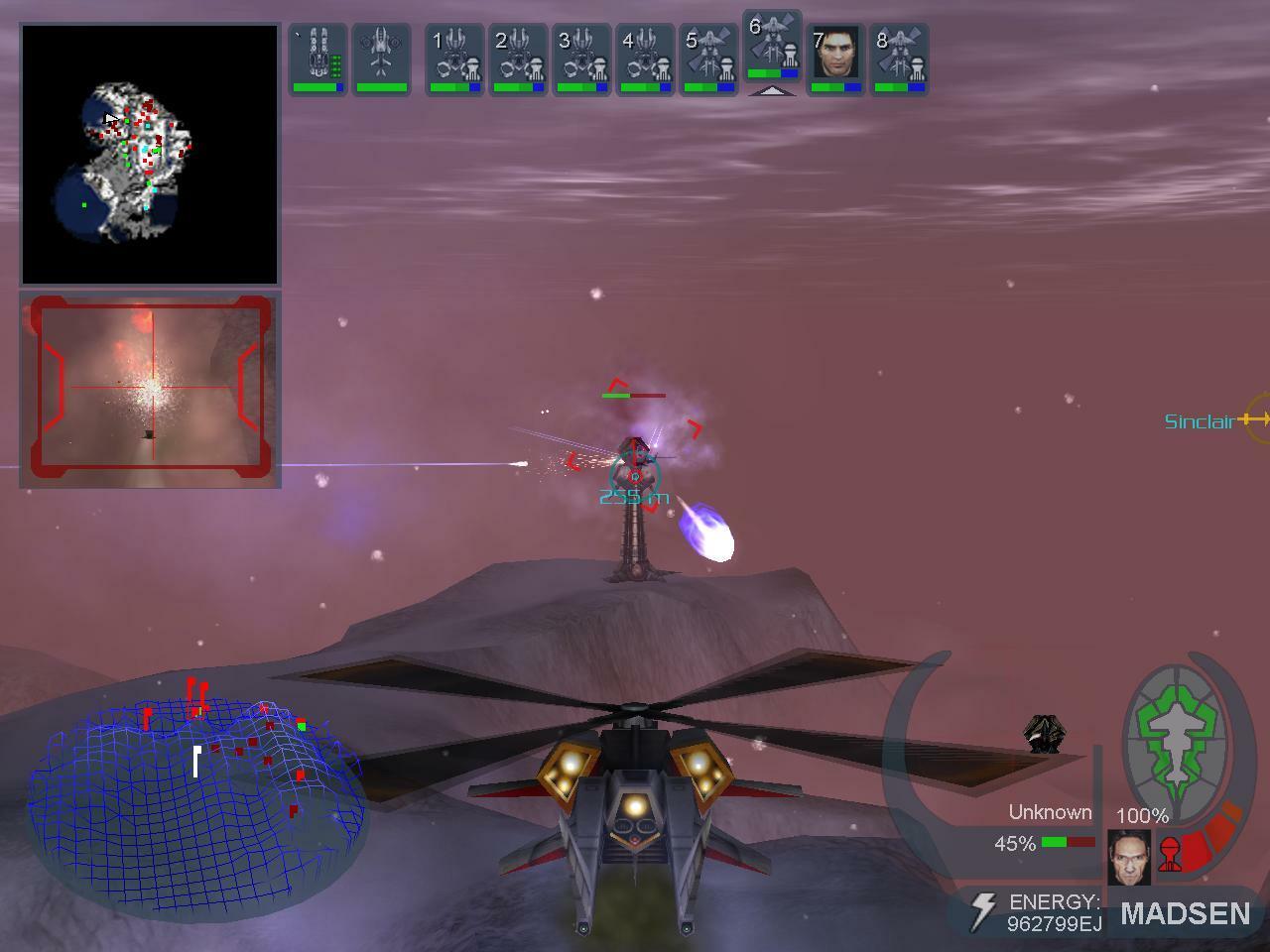 Hostile Waters: Antaeus Rising screenshot 2