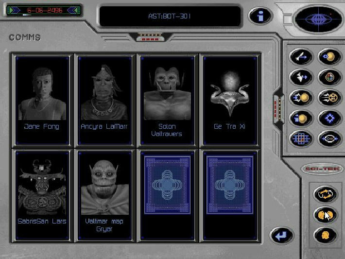 Fragile Allegiance screenshot 2