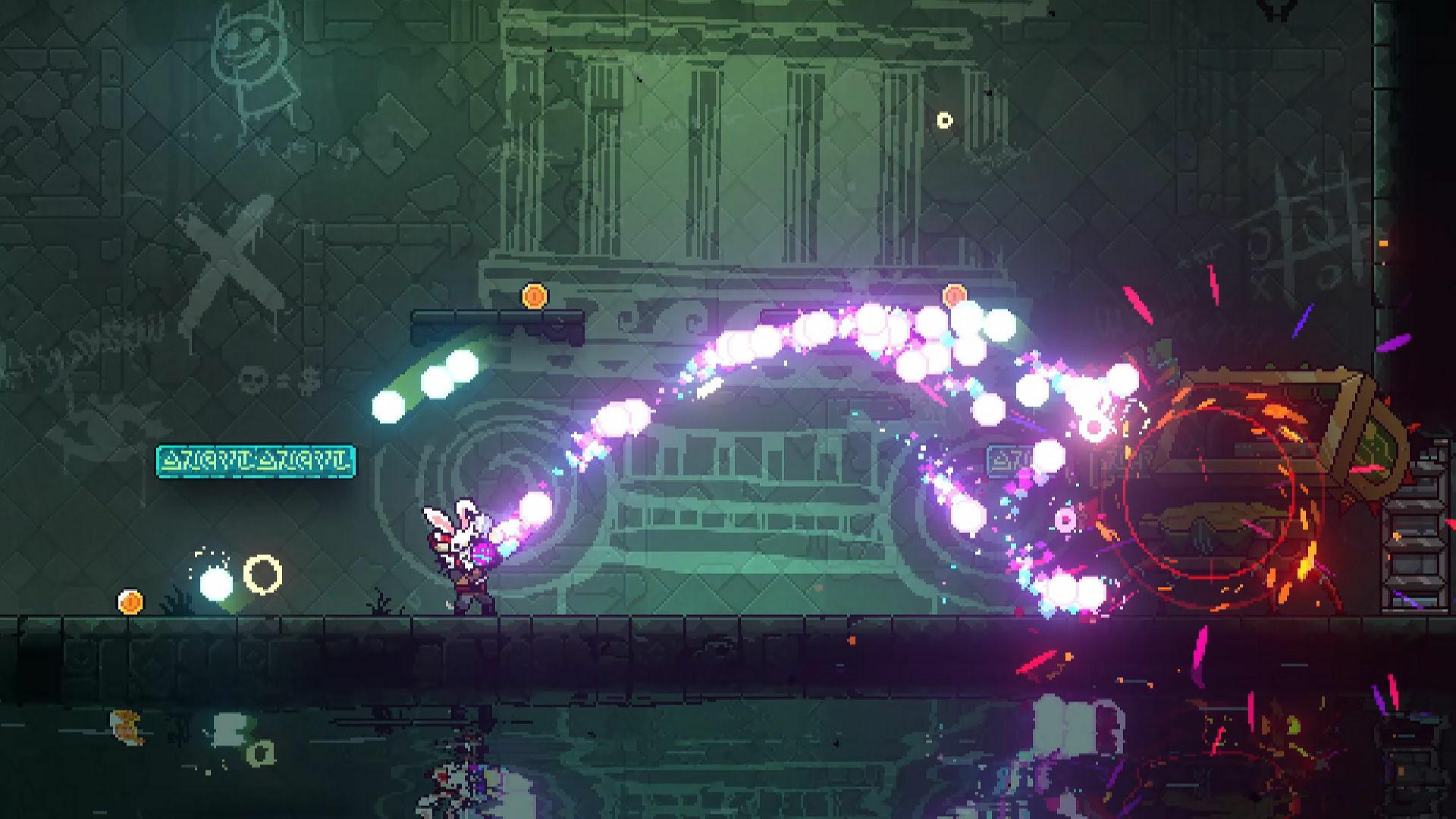 Neon Abyss screenshot 2