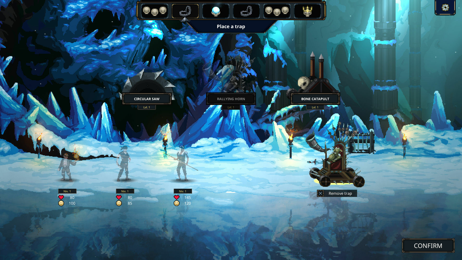 Legend of Keepers: Career of a Dungeon Master screenshot 3