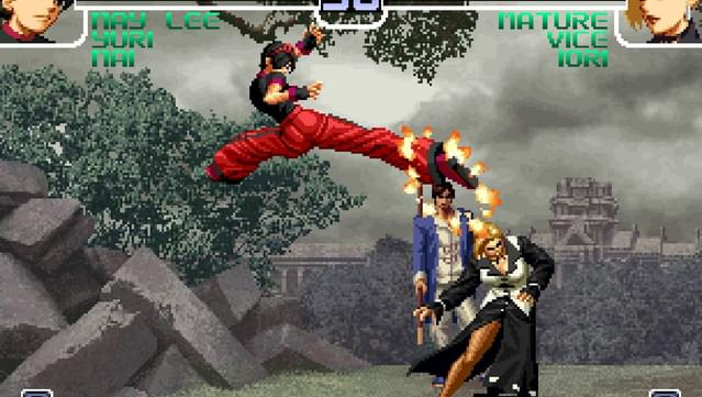 The King of Fighters 2002 screenshot 3