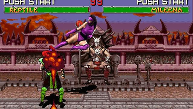 تحميل لعبة الأكشن والمغامرة مورتال كومبات بأجزائها الثلاثة - Mortal Kombat 1+2+3