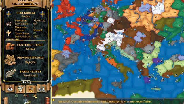 Europa Universalis 2 Free on GoG for a limited time