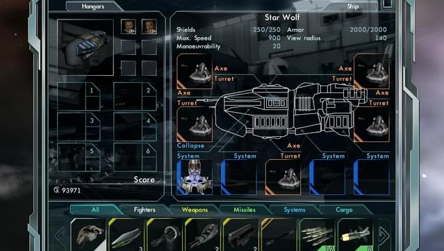 Star Wolves 2 screenshot 2