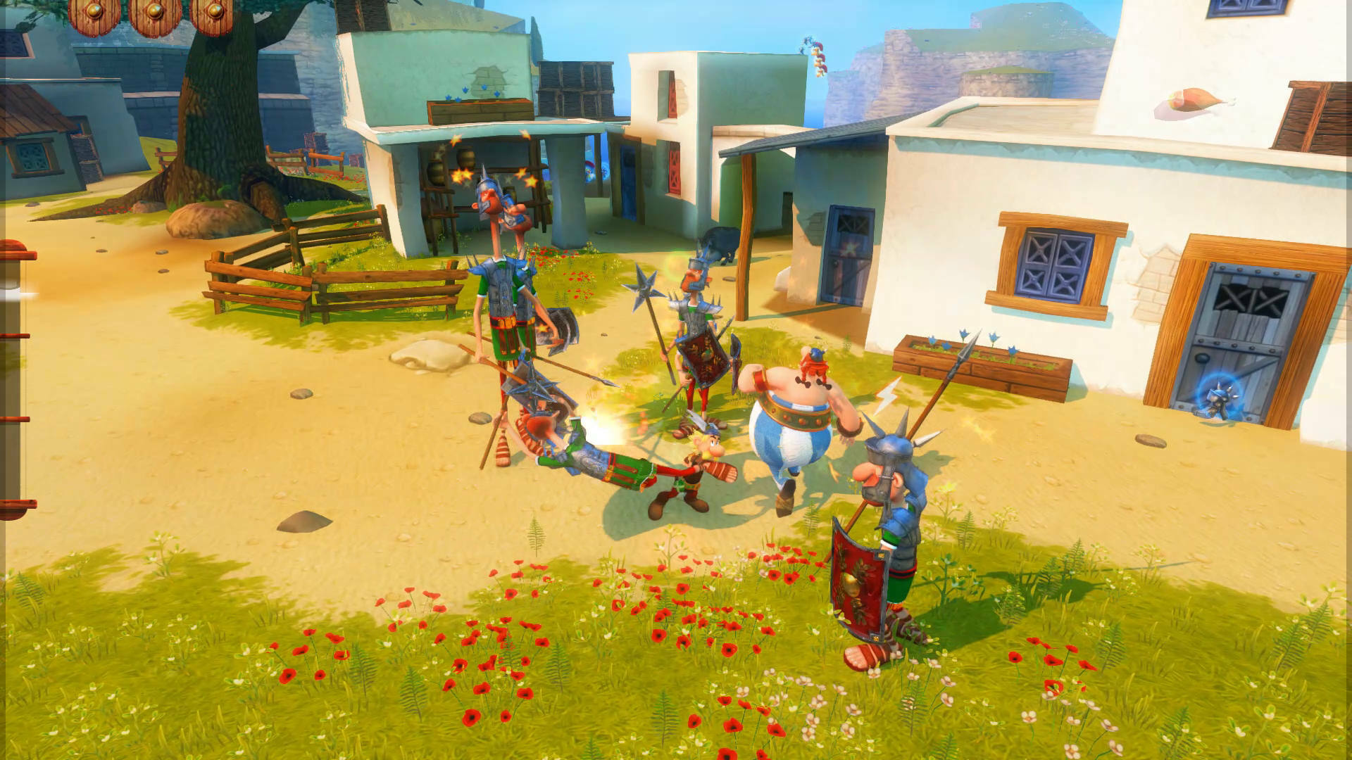 Asterix & Obelix XXL : Romastered screenshot 3