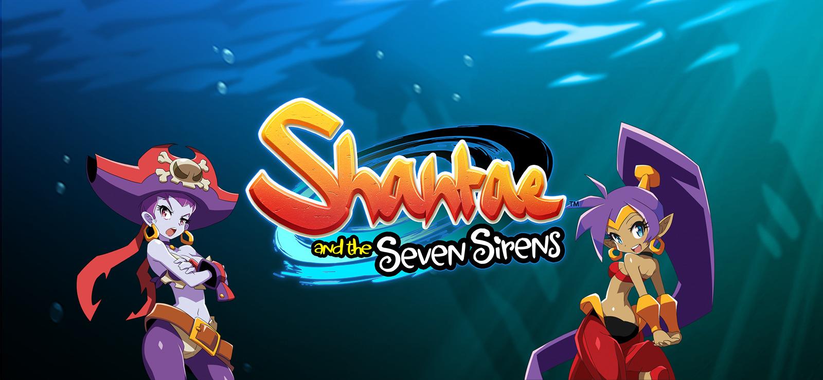The shantae sirens and seven