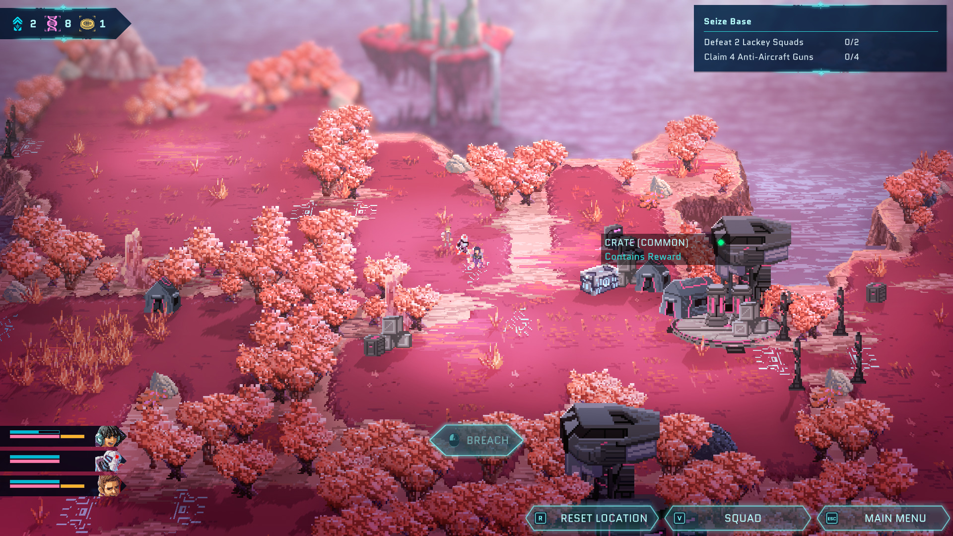 Star Renegades Deluxe Edition screenshot 3