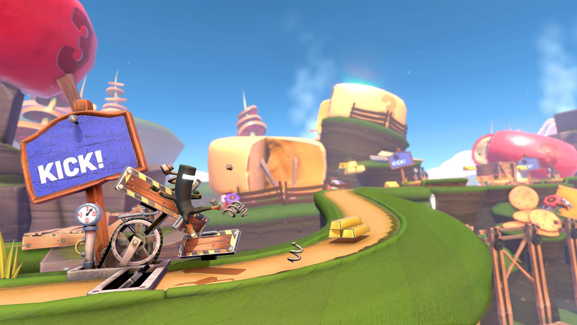 Runner3 screenshot 1