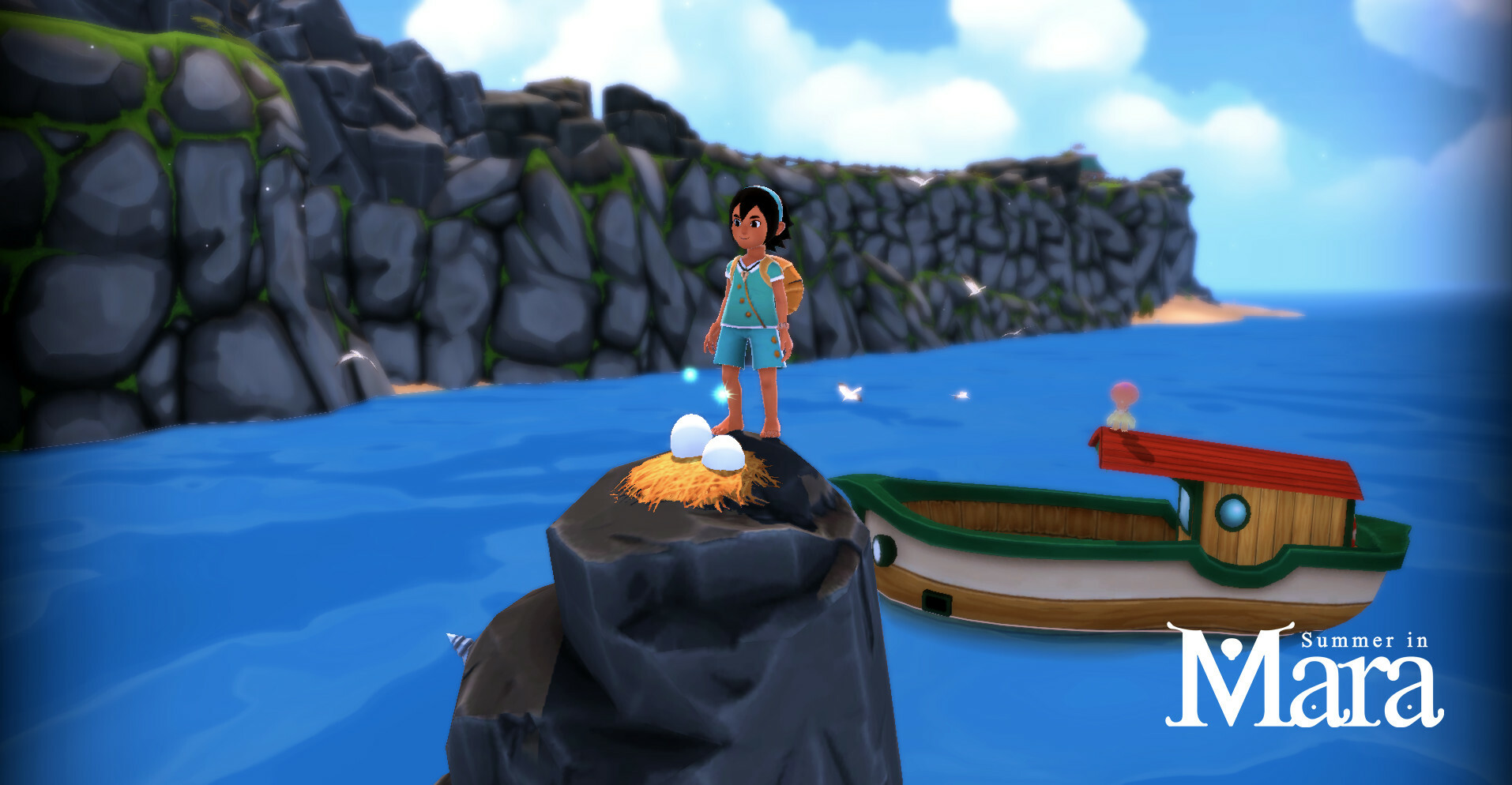 Summer in Mara screenshot 3