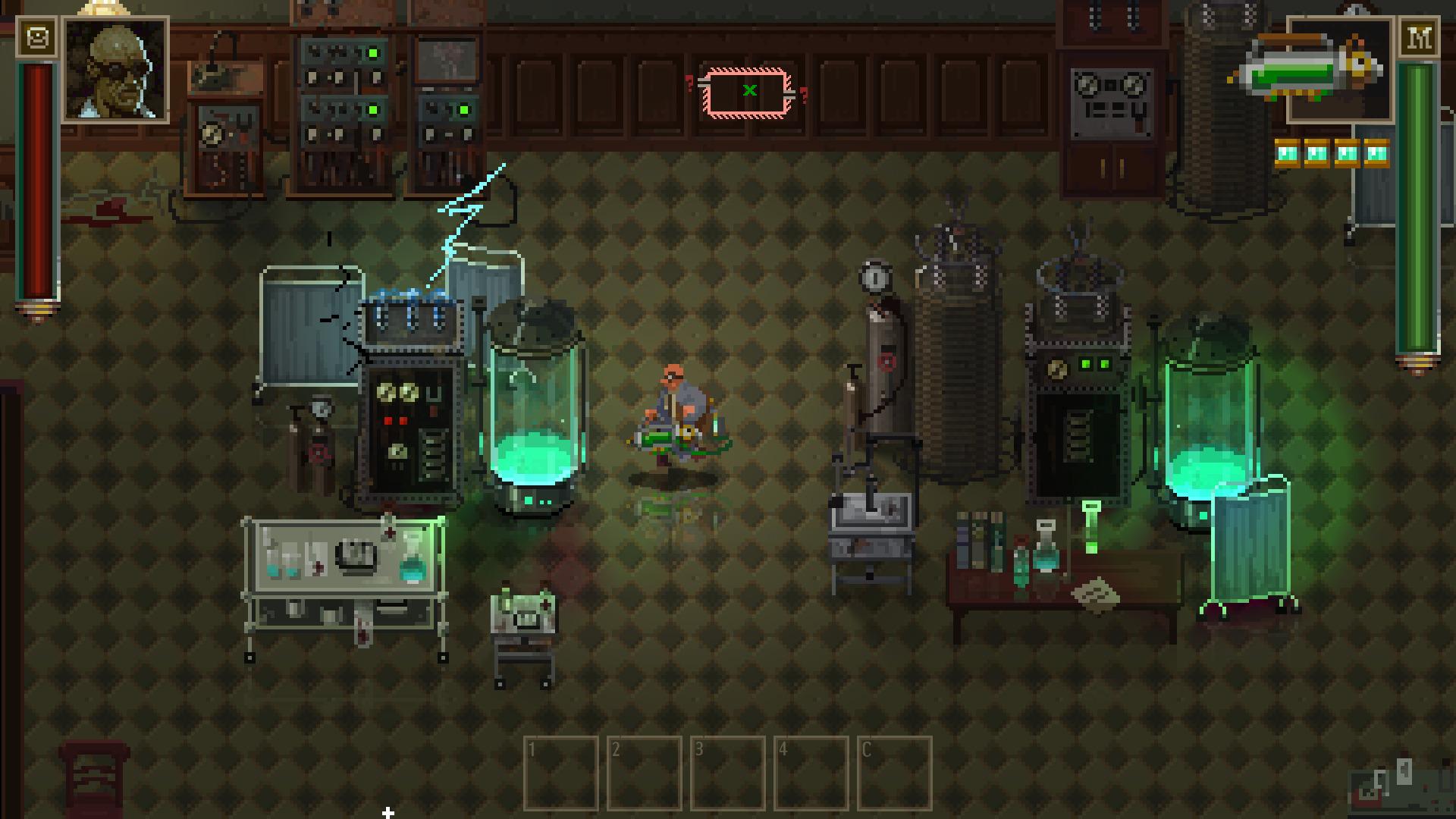 Lovecraft's Untold Stories screenshot 1