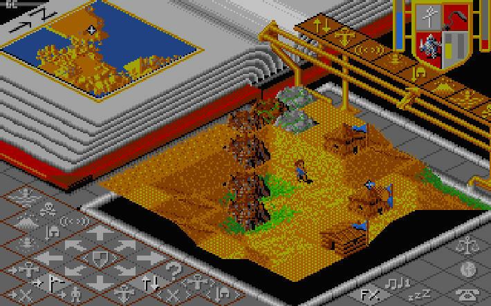 Populous screenshot 2