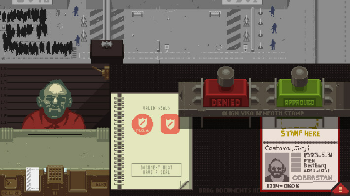 Papers, Please [GoG] [2013|Rus|Eng|Multi9]