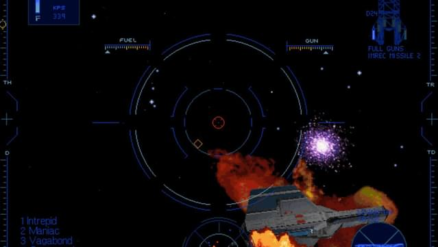 wing commander 4 ps4