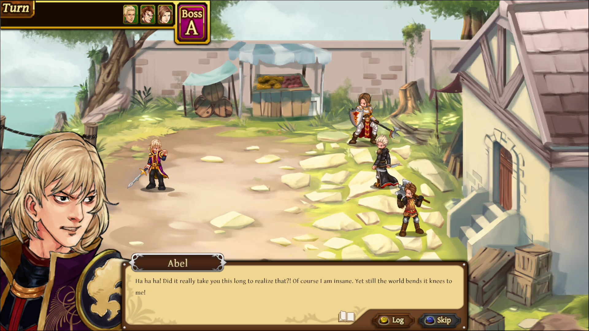 Celestian Tales: Realms Beyond screenshot 1