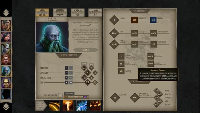 dying light legendary skill tree