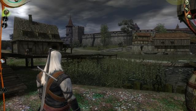 The witcher: enhanced edition director