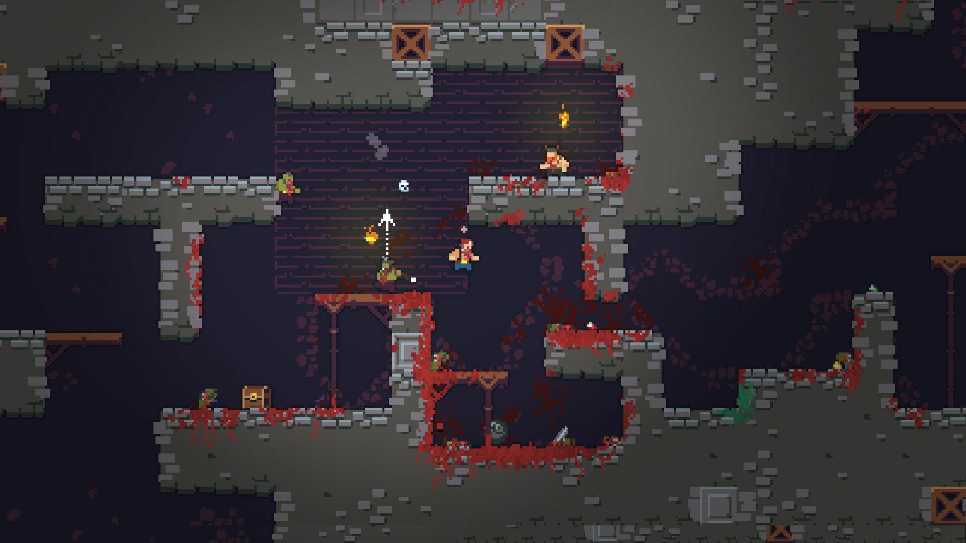 Caveblazers screenshot 3