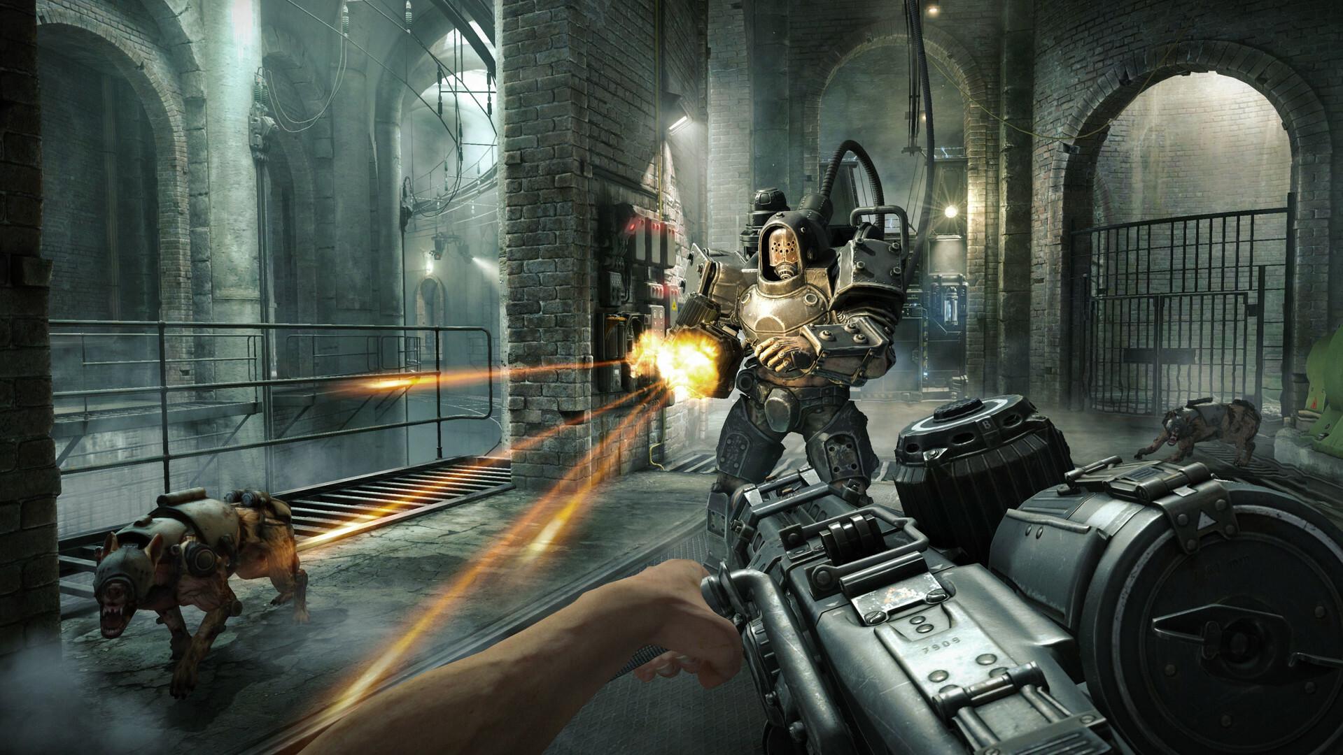 Wolfenstein: The Old Blood screenshot 3