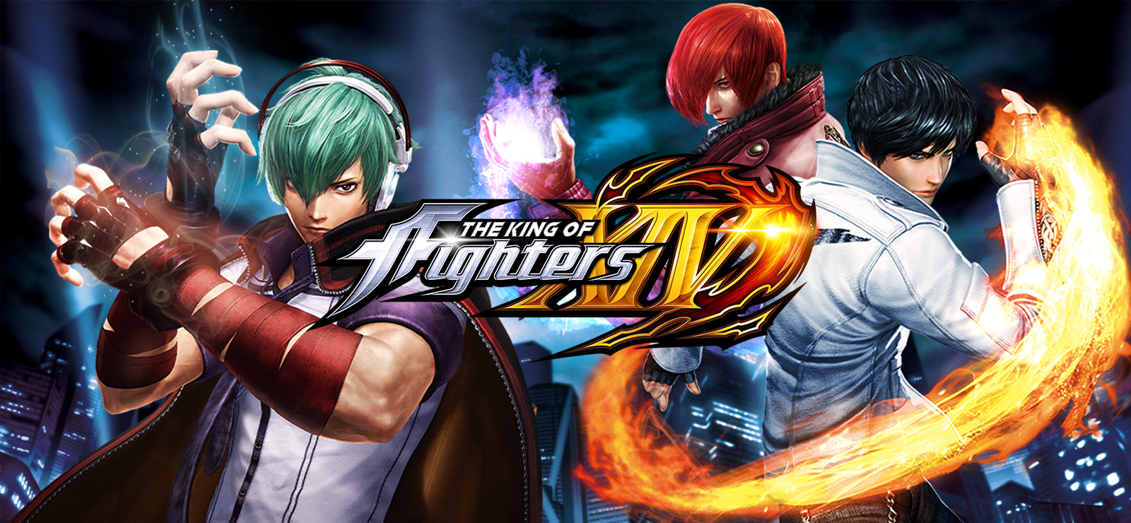 The King Of Fighters Xiv Galaxy Edition On Gog Com