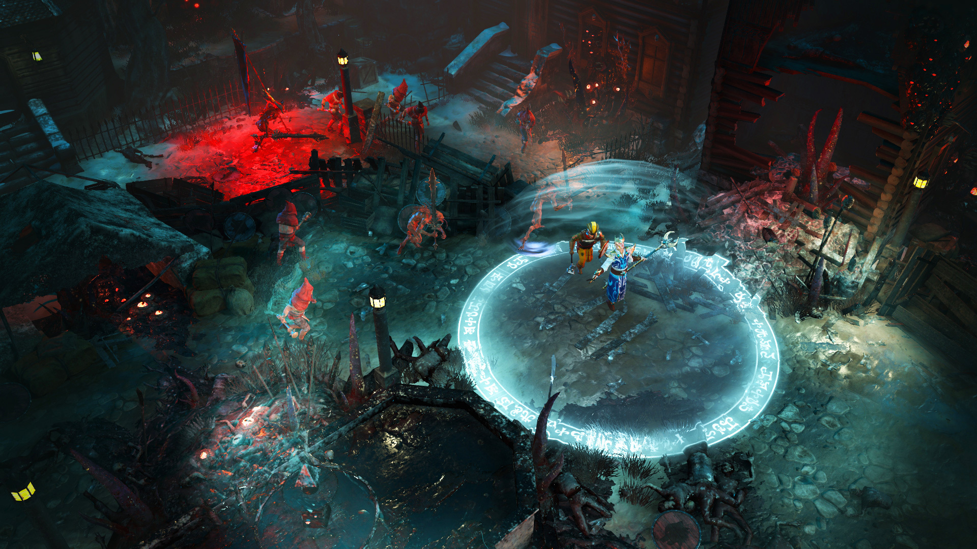 Warhammer: Chaosbane Slayer Edition [GOG] Скачать Лицензия