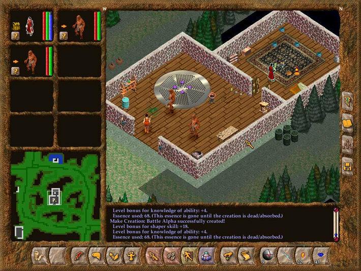 Geneforge Saga screenshot 2