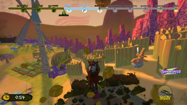 American McGee's Grimm screenshot 1