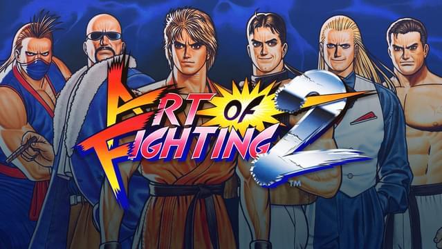 Art Of Fighting 2 On Gog Com