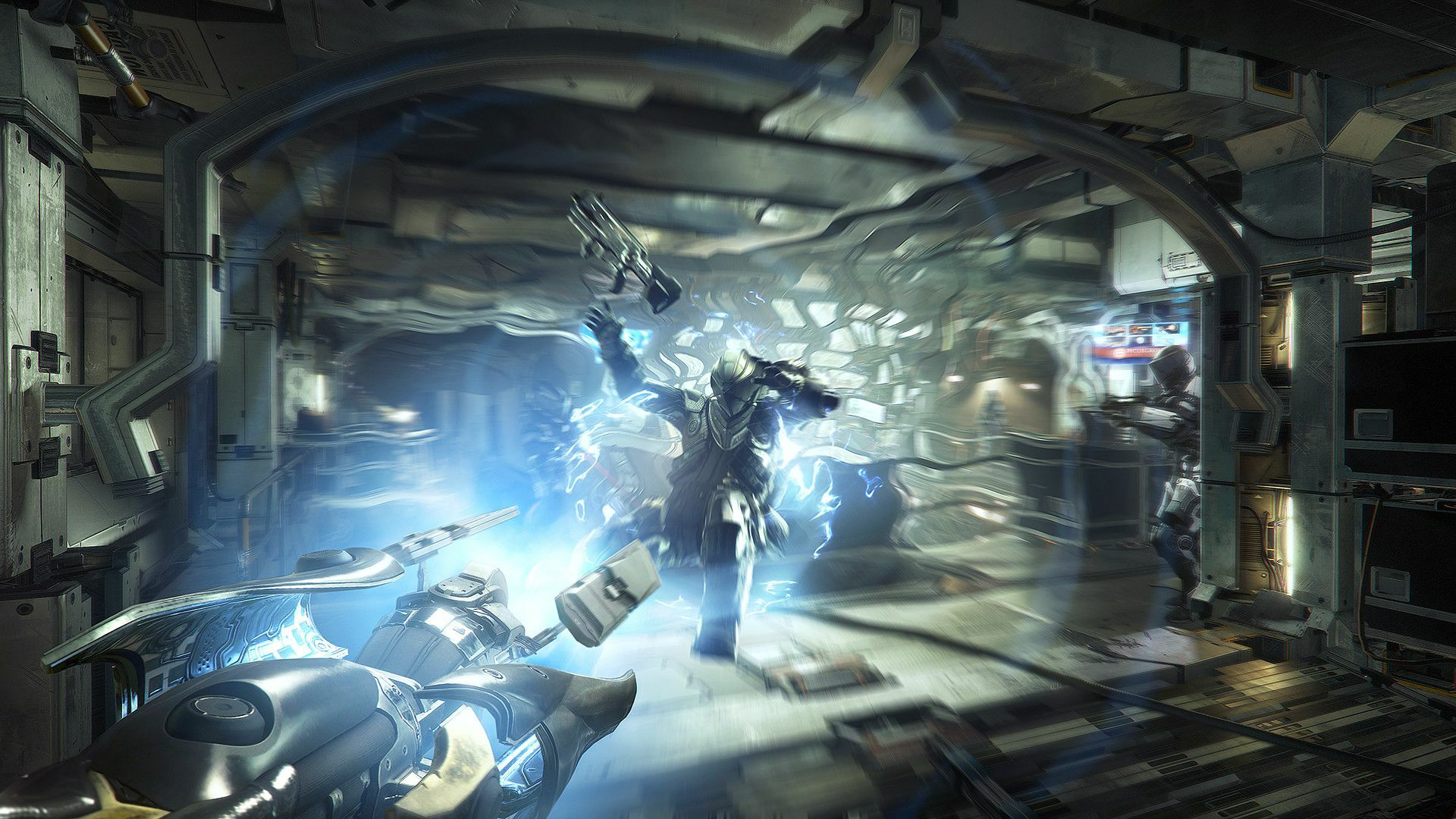 Deus Ex: Mankind Divided - Digital Deluxe Edition screenshot 3