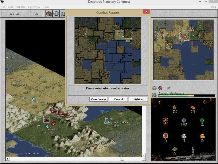 Deadlock: Planetary Conquest screenshot 2