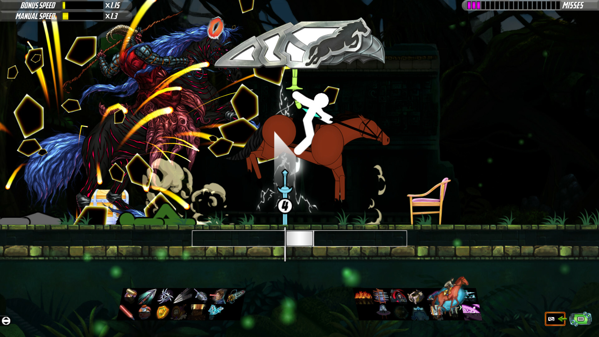 One Finger Death Punch 2 screenshot 3