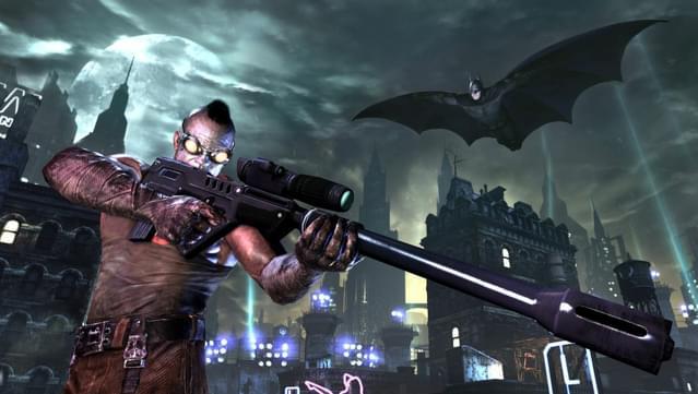 Batman: Arkham City - Game of the Year Edition on GOG.com
