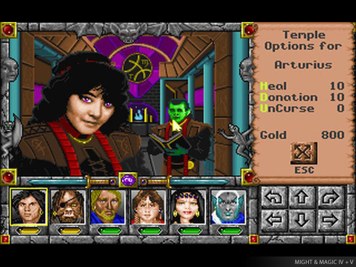 Might and Magic 6-pack Limited Edition screenshot 3