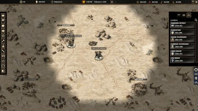 Raiders! Forsaken Earth screenshot 1