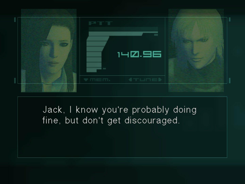 Metal Gear Solid 2: Substance screenshot 1