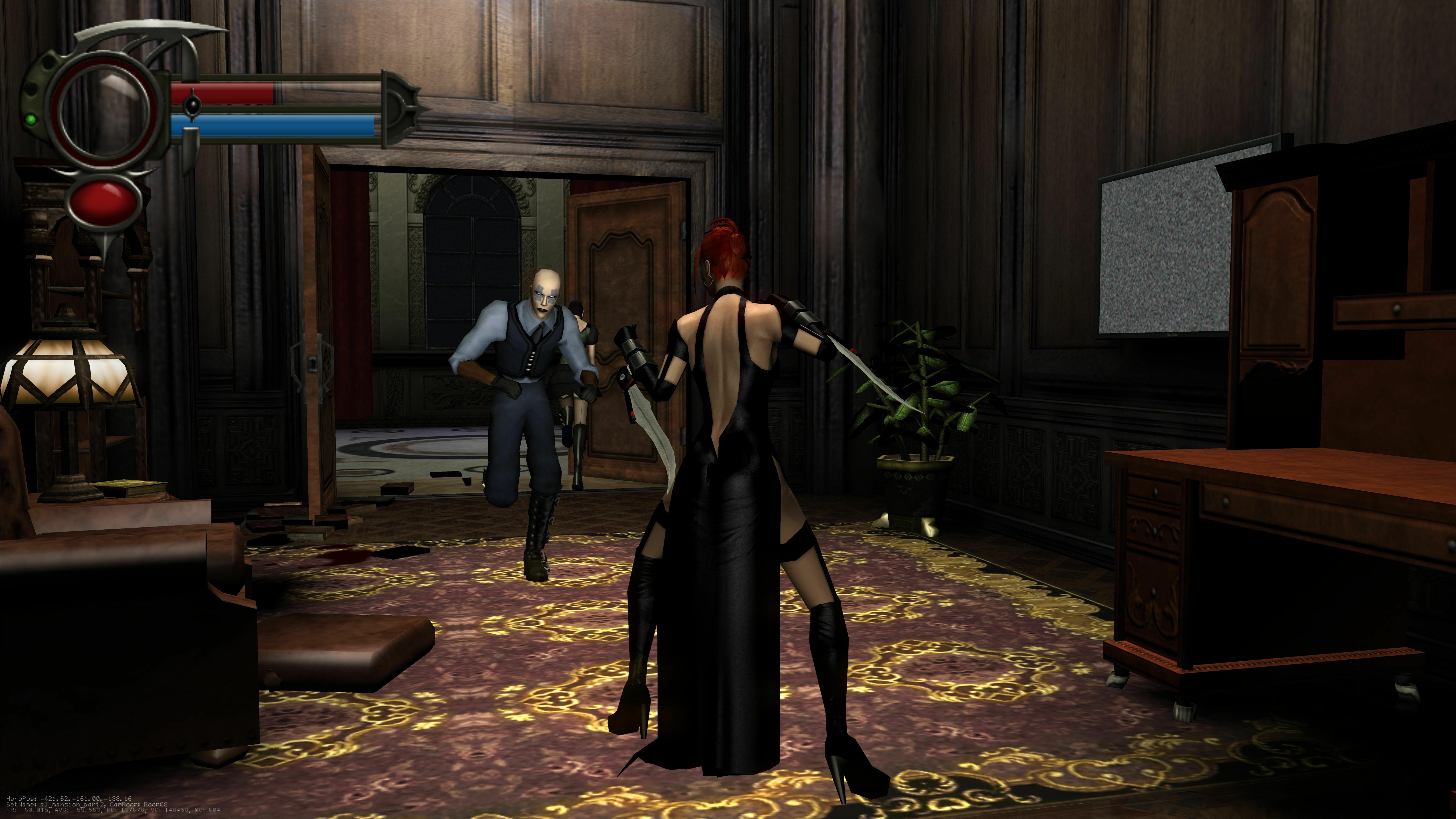 BloodRayne 2: Terminal Cut screenshot 3