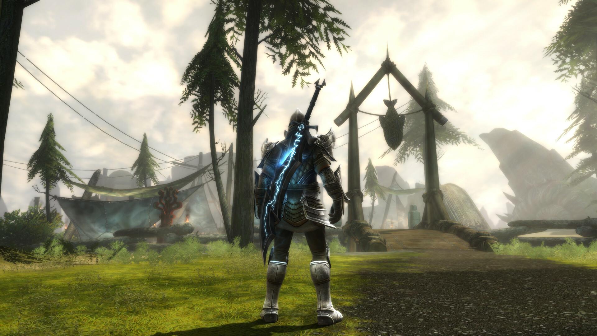 Kingdoms of Amalur: Re-Reckoning screenshot 1