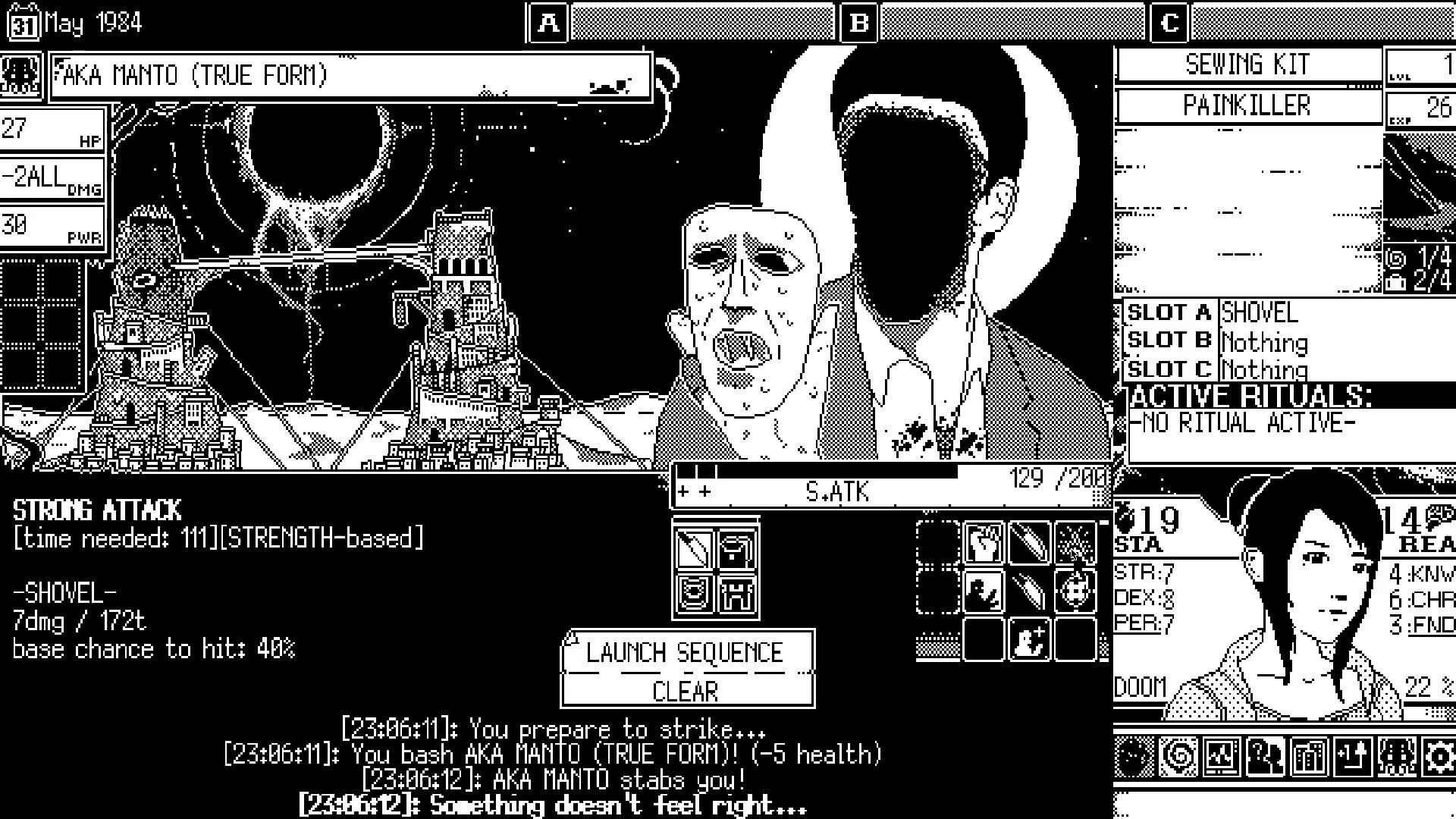 World of Horror screenshot 1