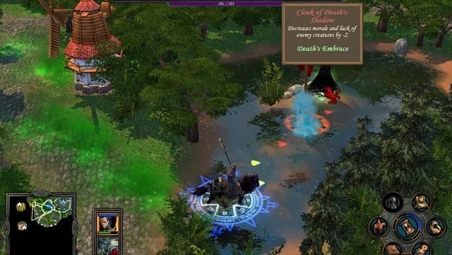 Kết quả hình ảnh cho Heroes of Might and Magic series