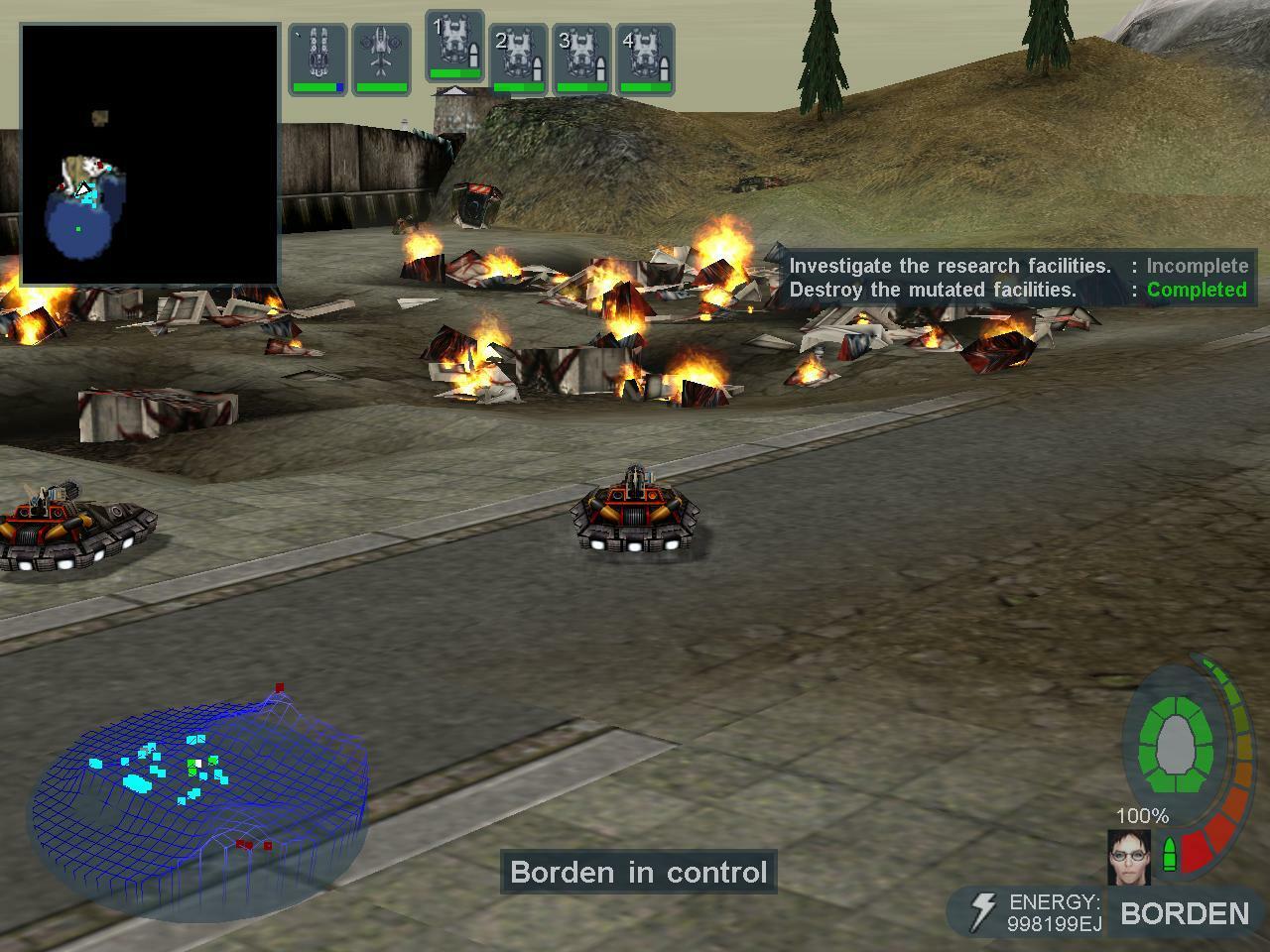Hostile Waters: Antaeus Rising screenshot 3