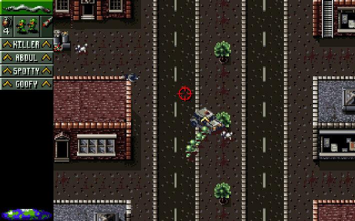 Cannon Fodder 2 screenshot 2