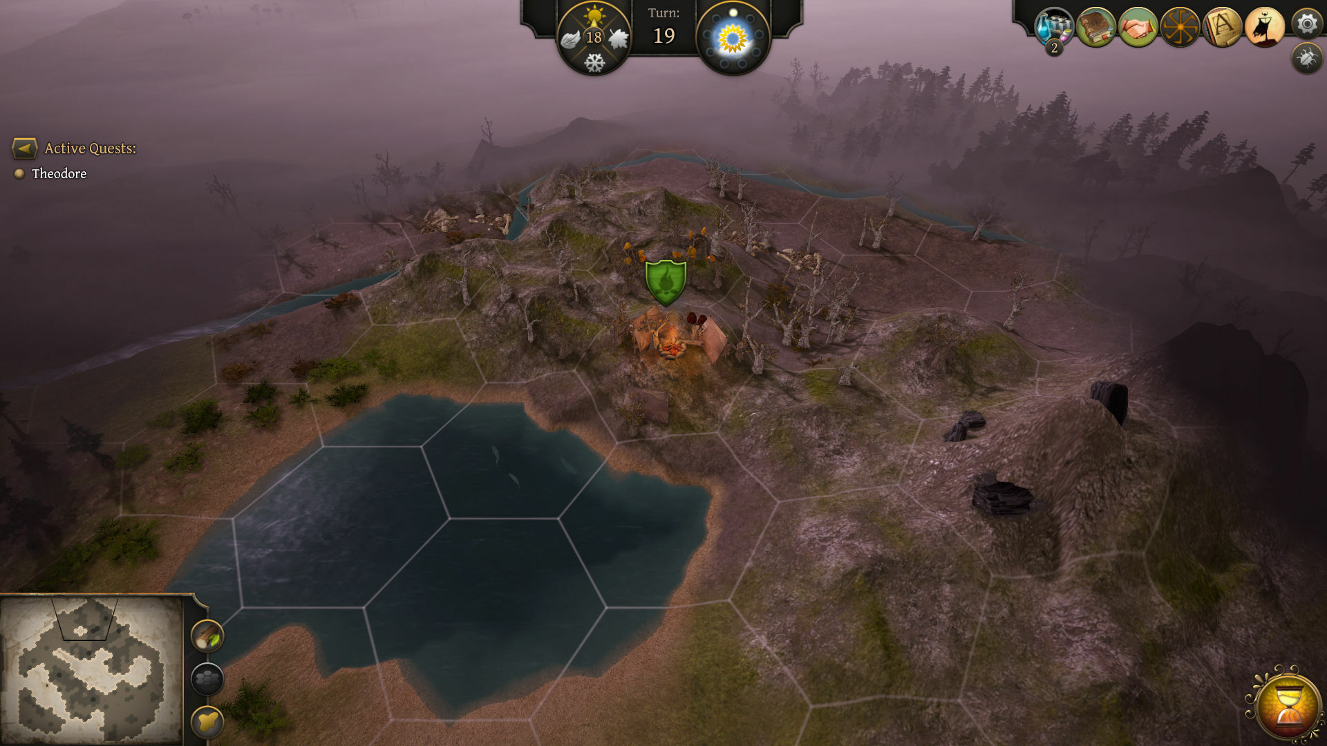 Thea 2: The Shattering screenshot 2