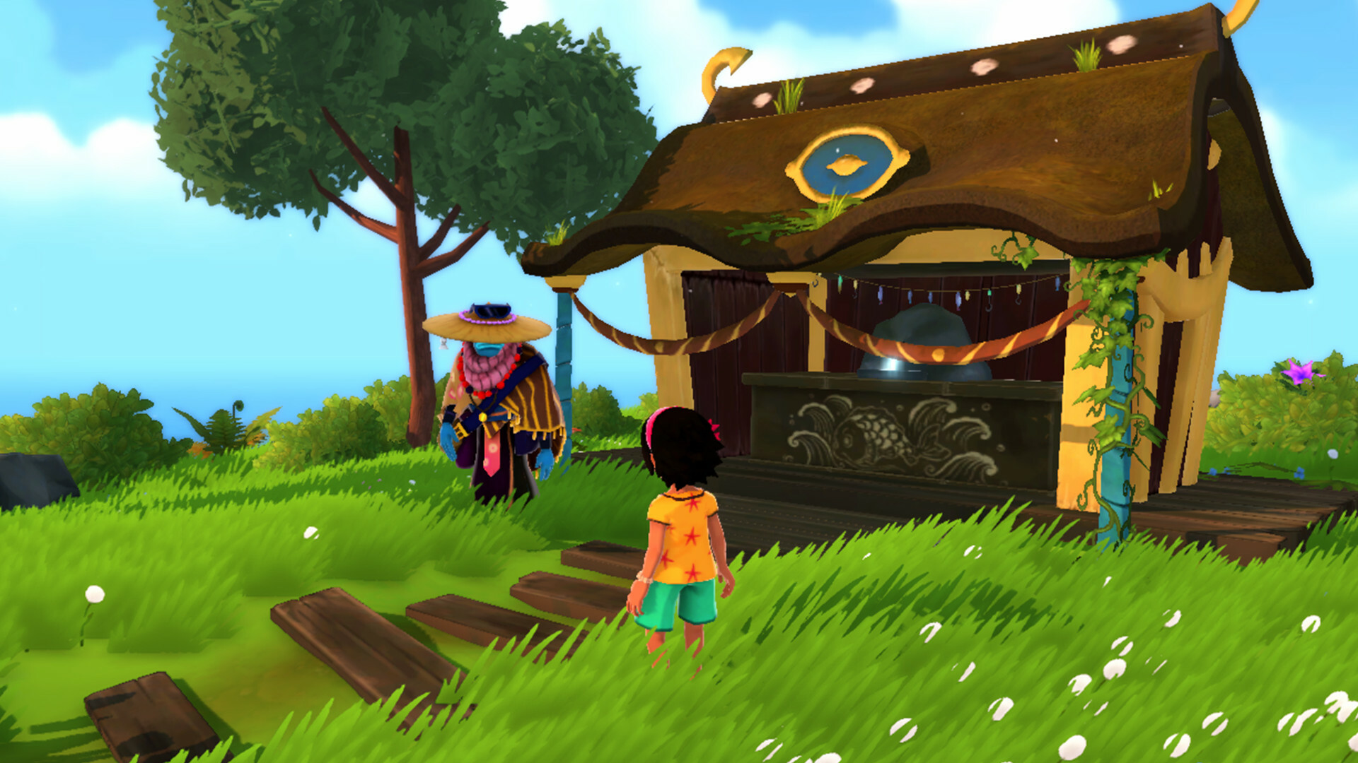 Summer in Mara screenshot 2